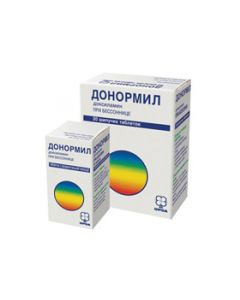 ДОНОРМИЛ 15 мг, 30 таб