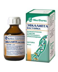 ЭВКАЛИПТА настойка 25мл (рус.)