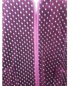 Халат женский велюровый  размер ХL  (бордо) Объём бедер 120см