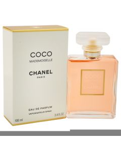 Chanel Coco Mademoiselle Eau de Perfume Spray  for Women - 3.4 oz (100ml)
