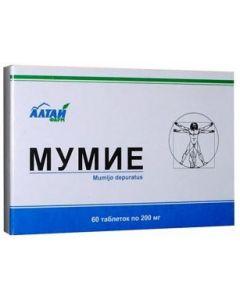 МУМИЕ  Алтайское 30 шт.