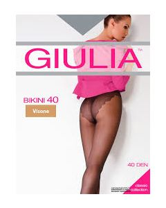 Колготки Giulia FIORE 40 DEN размер 3 M beige