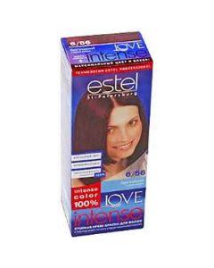 ESTEL LOVE Краска для волос . Бургундский.