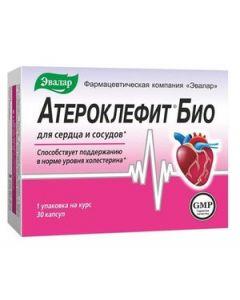 Атероклефит Био, капс №30