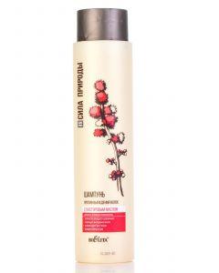 «BIELITA» Шампунь с касторовым маслом против выпадения волос, 400 мл