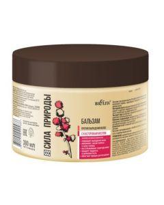 «BIELITA» Бальзам с касторовым маслом против выпадения волос, 380 мл