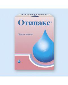 Ушные капли ОТИПАКС  5мл