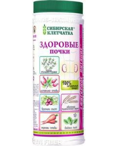 ЗДОРОВЫЕ ПОЧКИ клетчатка Сибирская 170г