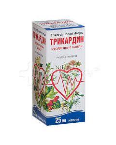 ТРИКАРДИН (сердечные капли)  25 мл