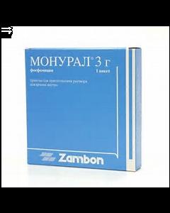 МОНУРАЛ, гранулы 3 г