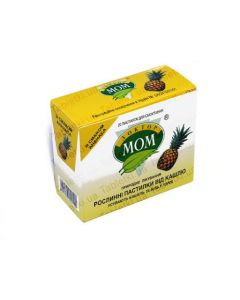 Доктор МОМ® растительные пастилки от кашля (ананас), №20