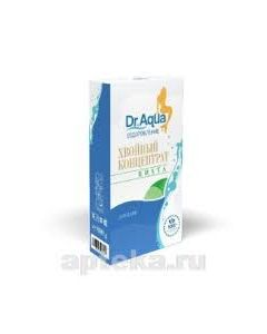 Хвойный концентрат ПИХТА dr.aqua к/коробка 800г