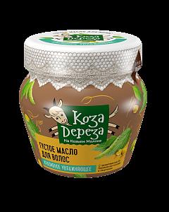 КОЗА ДЕРЕЗА. Густое Масло для волос КРАПИВНОЕ 175мл