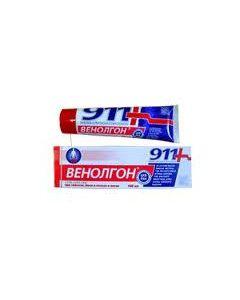 """ВЕНОЛГОН крем для ног 100мл (серия""""911"""")"""