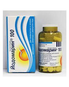 ЙОДОМАРИН 100,  №100 таблеток