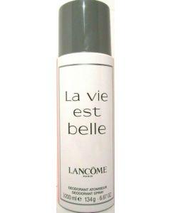 Дезодорант-парфюм LA VIE EST BELLE, Lancome, Paris 200ml