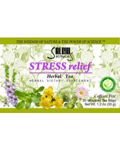 ЧАЙ УСПОКОИТЕЛЬНЫЙ  Stress Relief 20 пак Salem Botanical